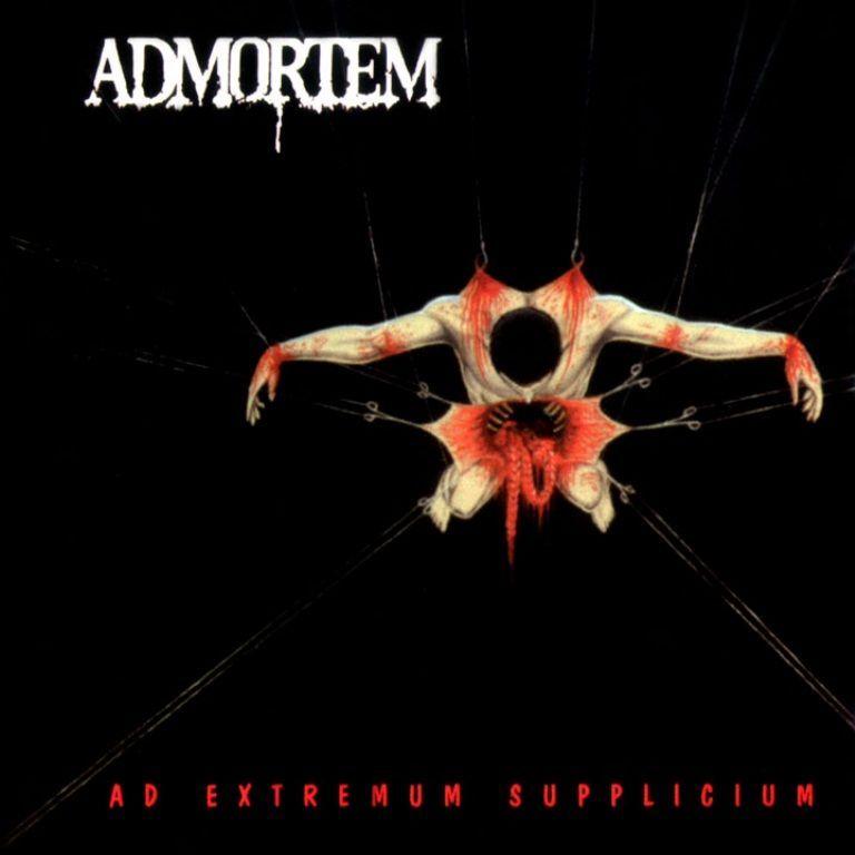 Admortem - Ad Extremum Supplicium