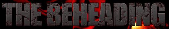 The Beheading - Logo
