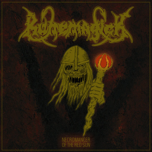 Runemagick - Necromancer of the Red Sun