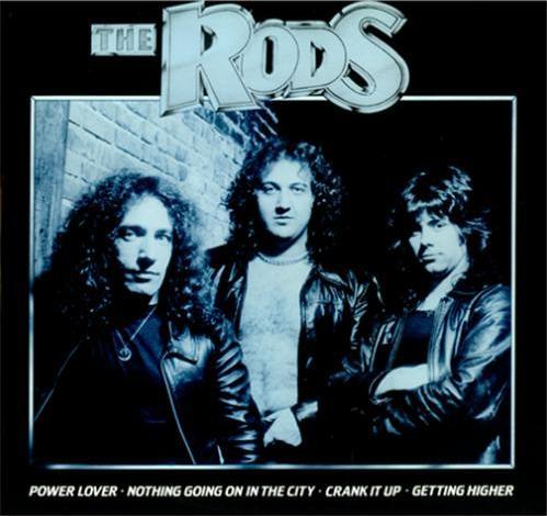 The Rods - Full Throttle