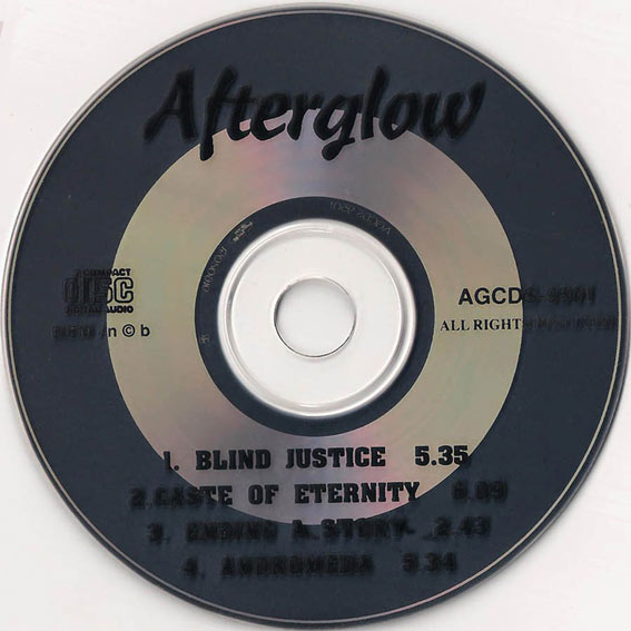 Afterglow - Afterglow
