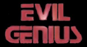 Evil Genius - Logo