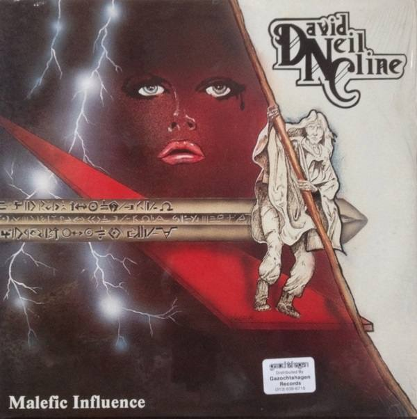 David Neil Cline - Malefic Influence