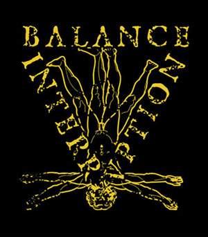 Balance Interruption - Logo