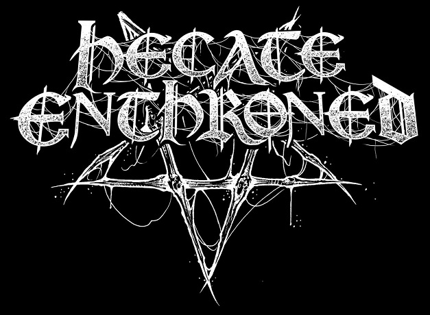 Hecate Enthroned - Logo