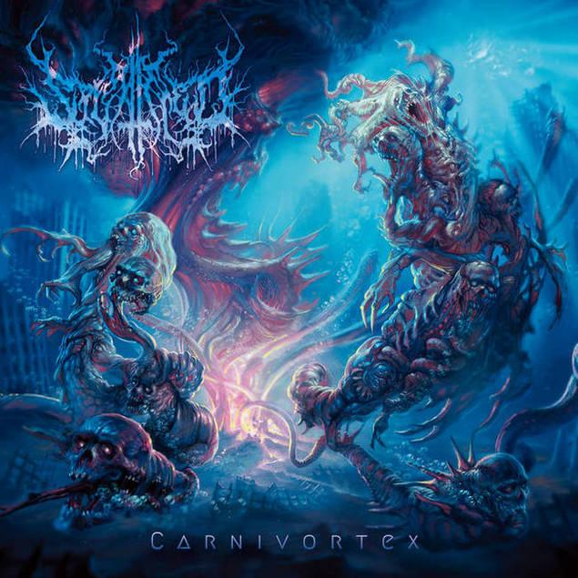 Splattered - Carnivortex