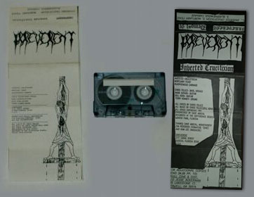 Irreverent - Inverted Crucifixion
