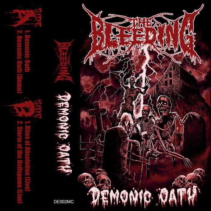 The Bleeding - Demonic Oath