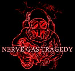 Nerve Gas Tragedy - Logo