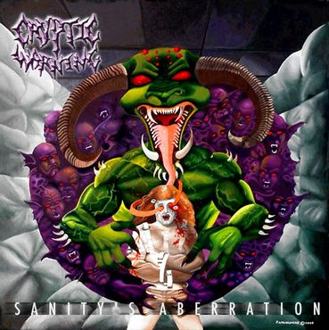 Cryptic Warning - Sanity's Aberration