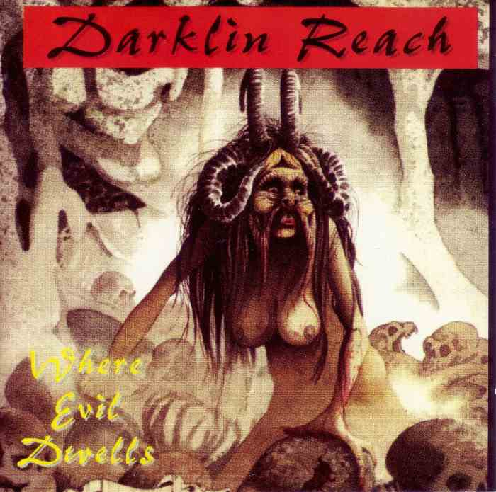 Darklin Reach - Where Evil Dwells