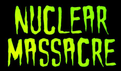 Nuclear Massacre - Logo