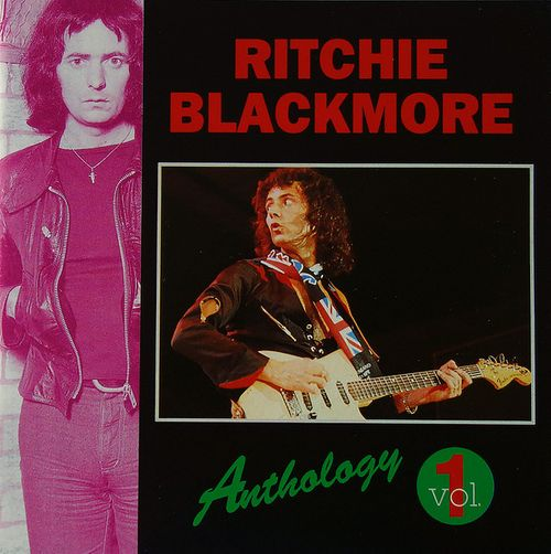 Rainbow / Deep Purple - Ritchie Blackmore ‎- Anthology Vol.1