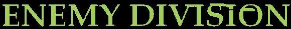 Enemy Division - Logo