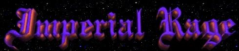 Imperial Rage - Logo
