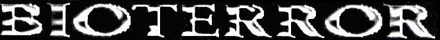 Bioterror - Logo