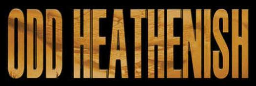 Odd Heathenish - Logo