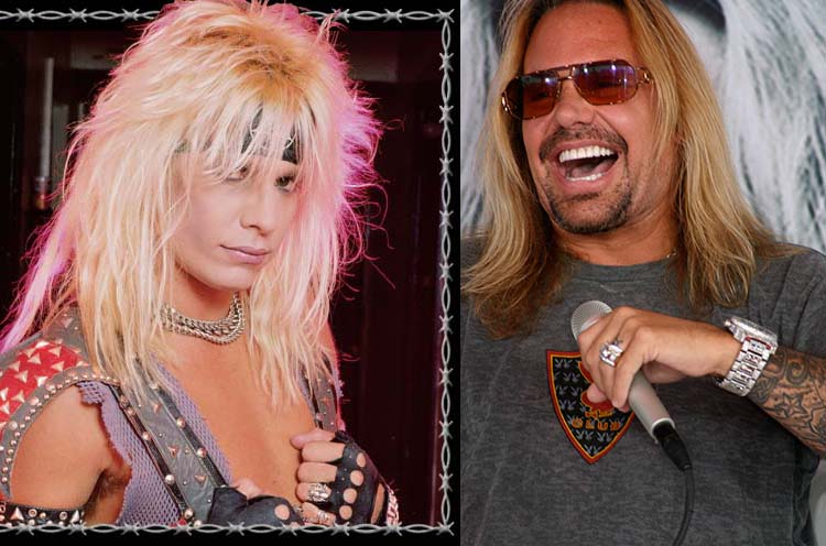 Vince neil encyclopaedia metallum the metal archives