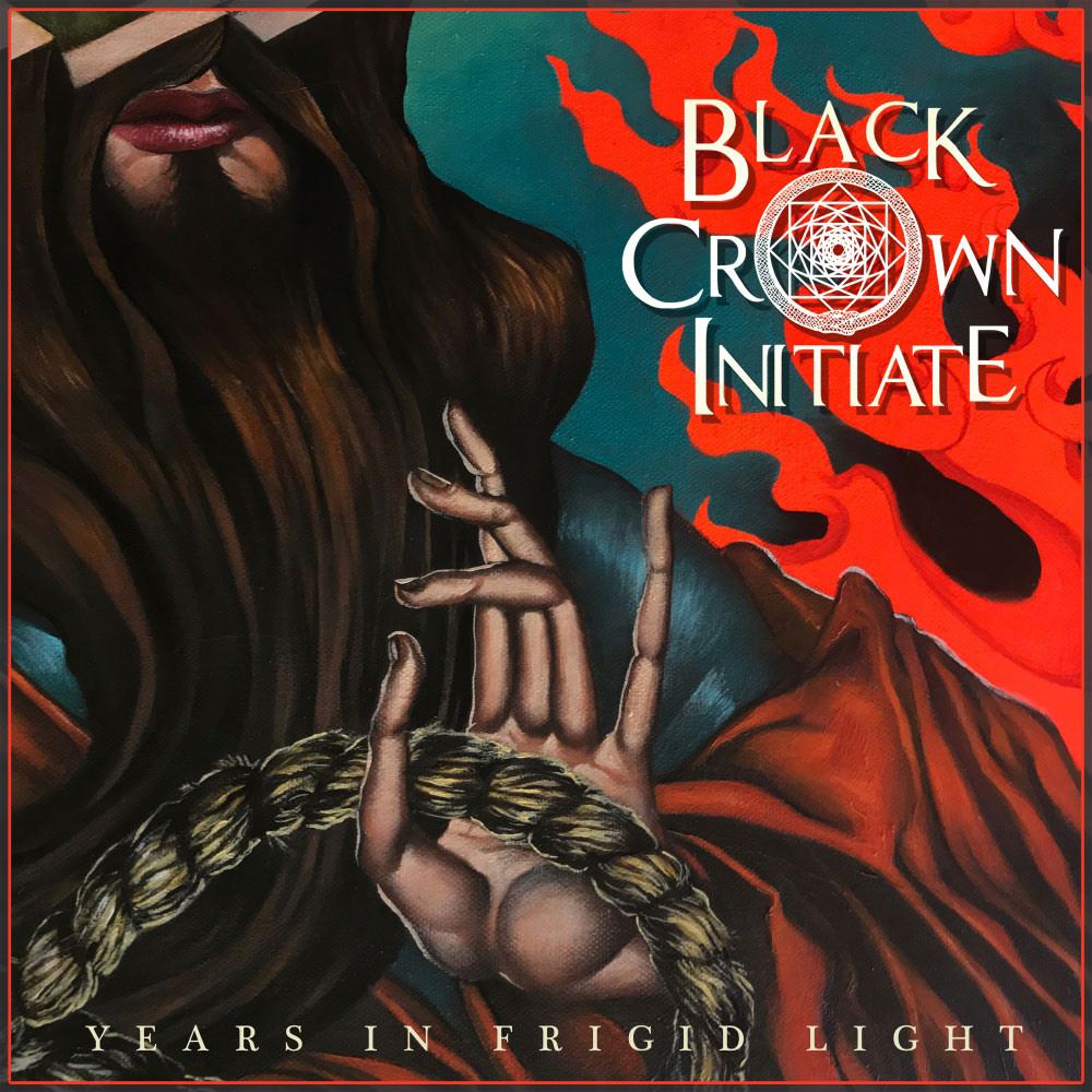 Black Crown Initiate - Years in Frigid Light