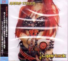 Lipstick - Zero Tiger