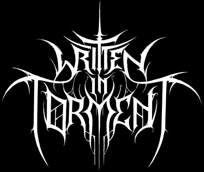 Written in Torment - Logo