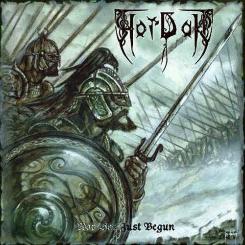 Hordak - War Has Just Begun