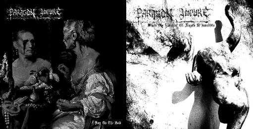 Paragon Impure - Key to the Void / Where the Laughter of Angels Is Inaudible