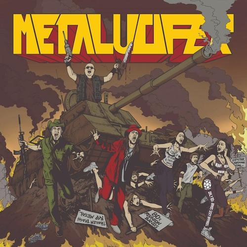 Metalucifer - Heavy Metal Tank