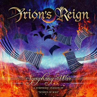 Orion's Reign - Symphony of War