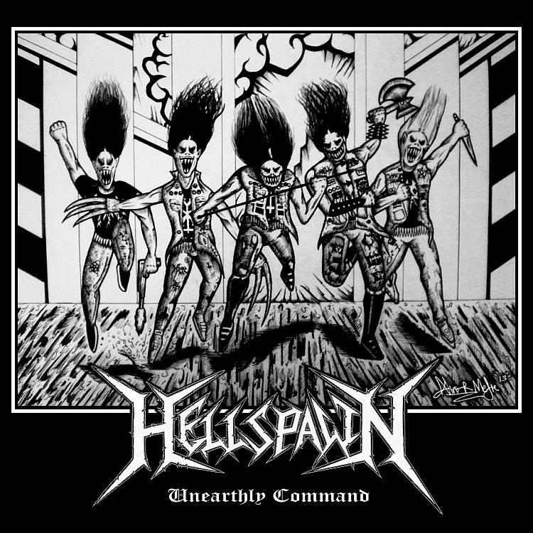 Hellspawn - Unearthly Command