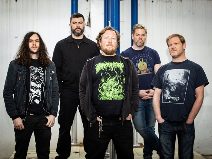 Pig Destroyer - Photo
