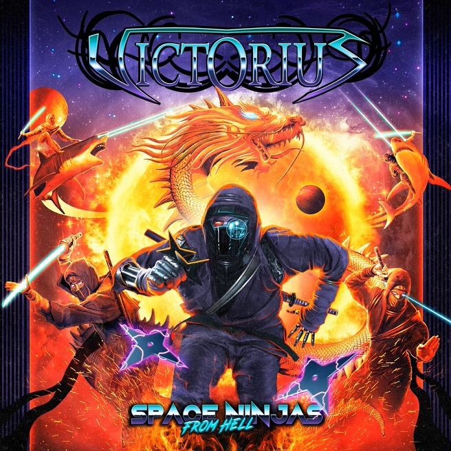 Victorius — Space Ninjas From Hell (2020)