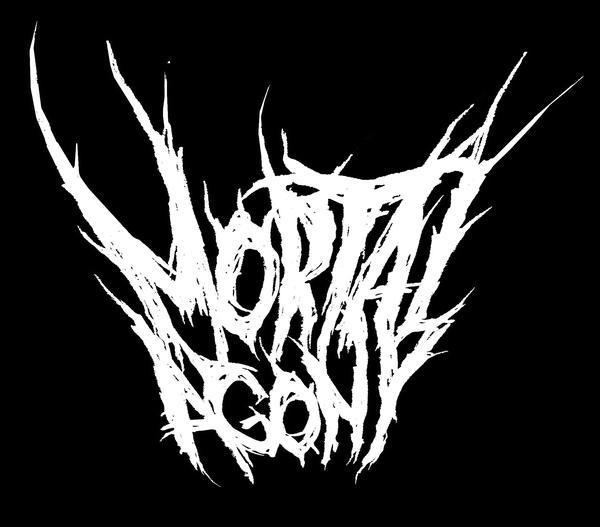 Mortal Agony - Logo