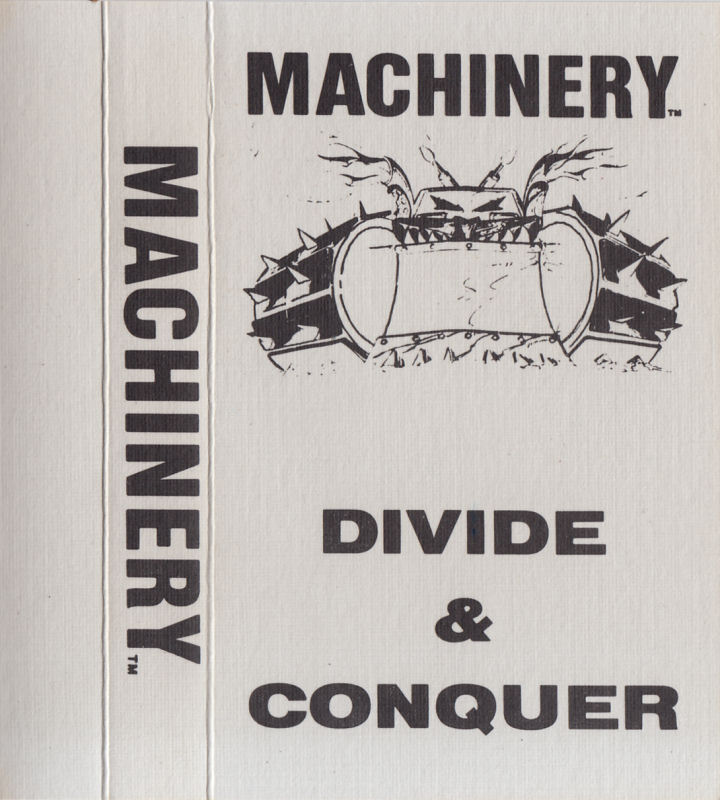 Machinery - Divide & Conquer