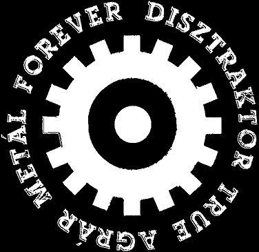 Disztraktor - Logo