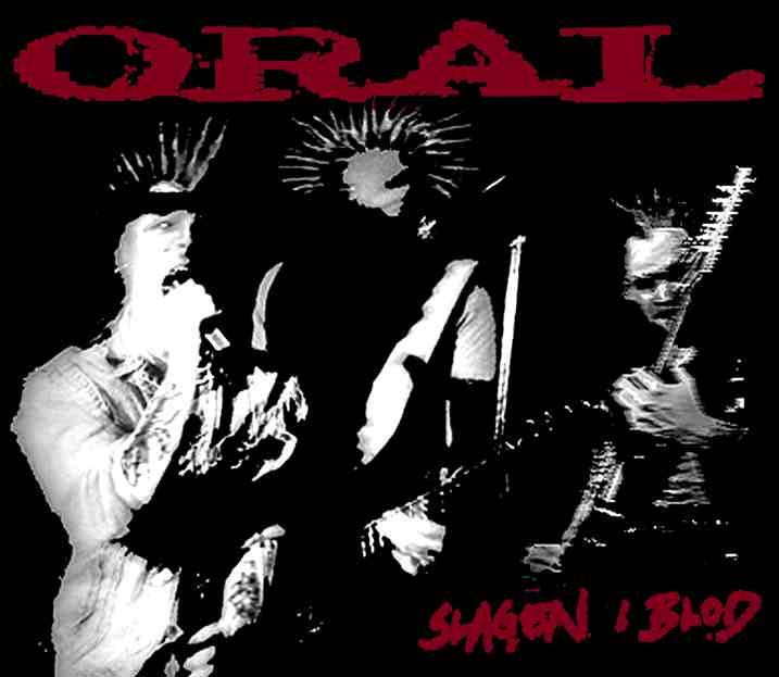 Oral - Slagen i blod