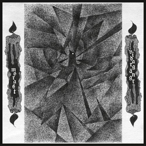 Vidargängr / Morast - Shards / Daggerlike