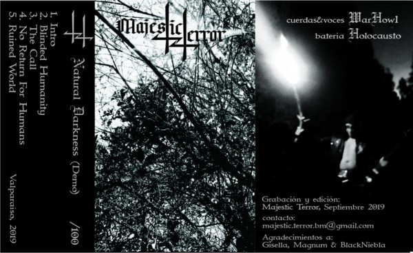 Majestic Terror - Natural Darkness