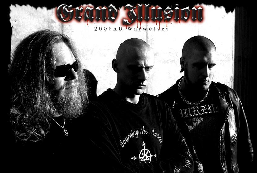 Grand Illusion - Photo