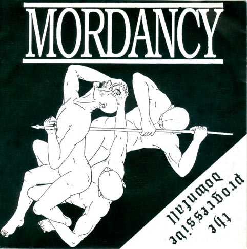 Mordancy - The Progressive Downfall