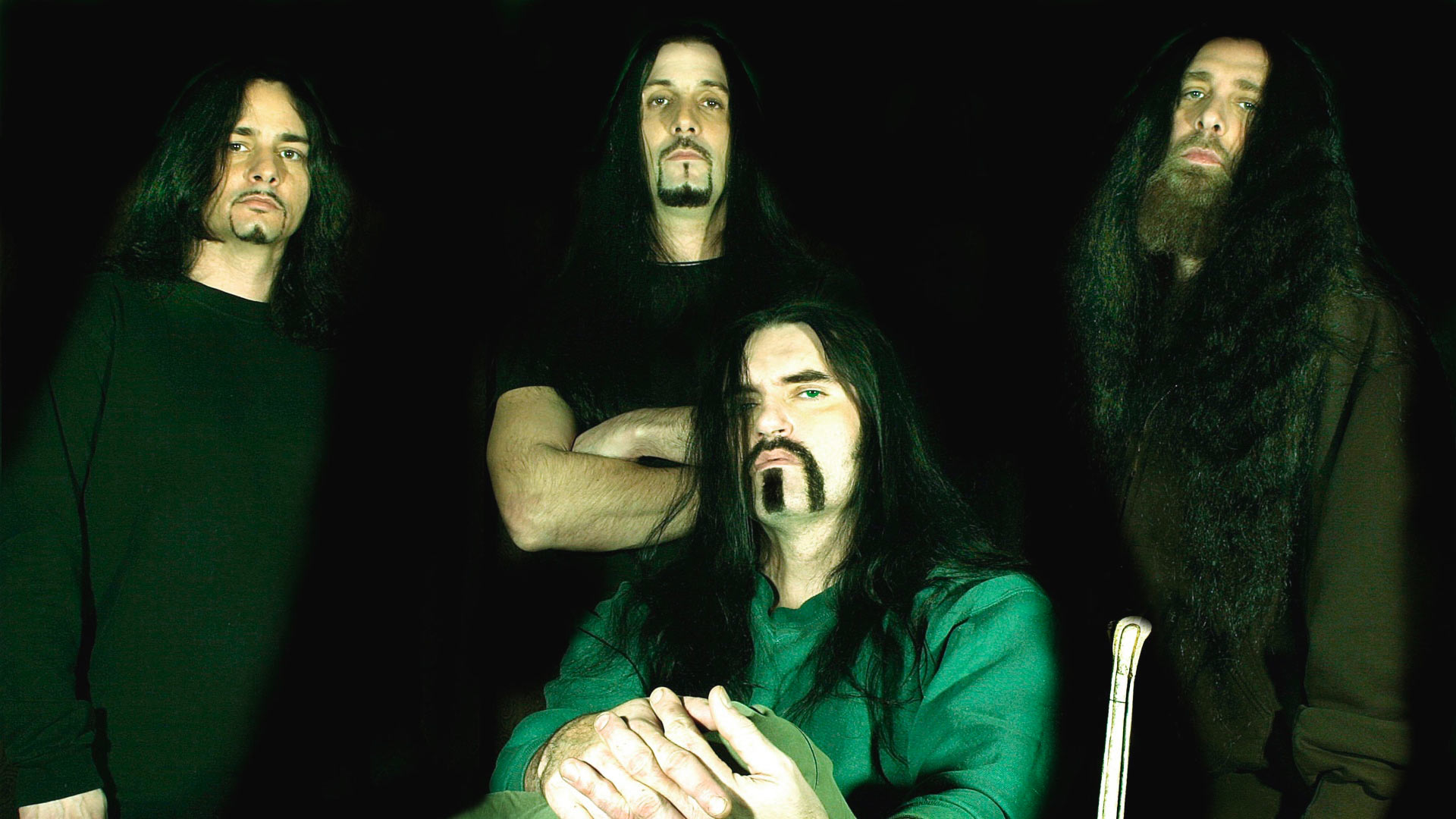 Repulsion Band Type O Negative - Ency...