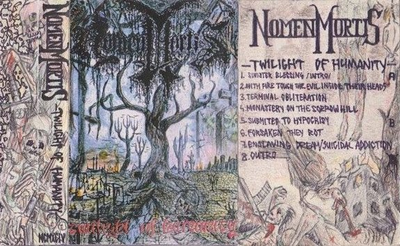 Nomenmortis - Twilight of Humanity