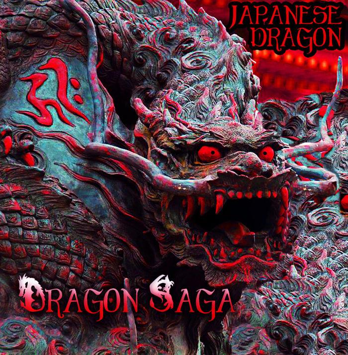 Dragon Saga - Japanese Dragon