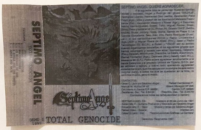 Septimo Angel - Total Genocide