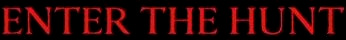 Enter the Hunt - Logo
