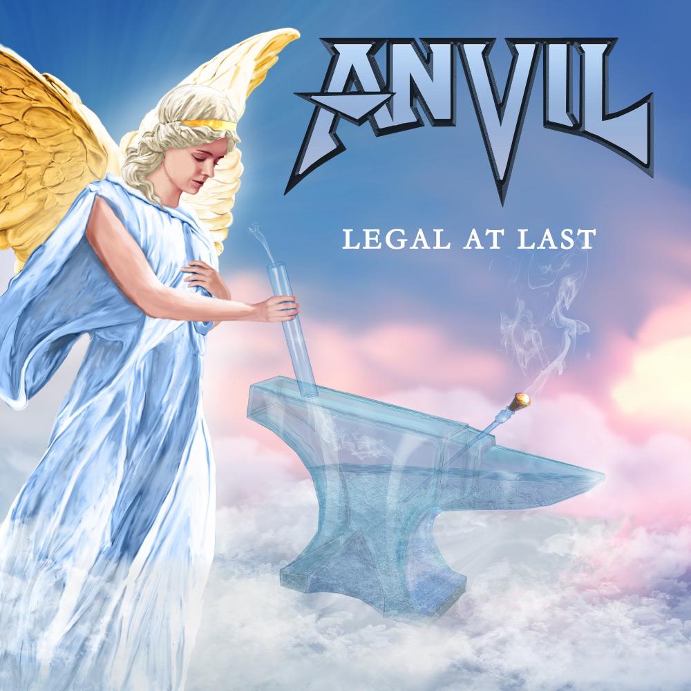 Anvil - Legal at Last
