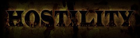 Hostility - Logo