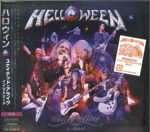 Helloween - United Alive in Madrid