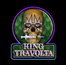 King Travolta - Logo