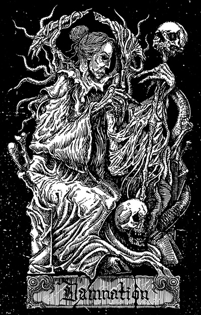 Temple Nightside - Damnation